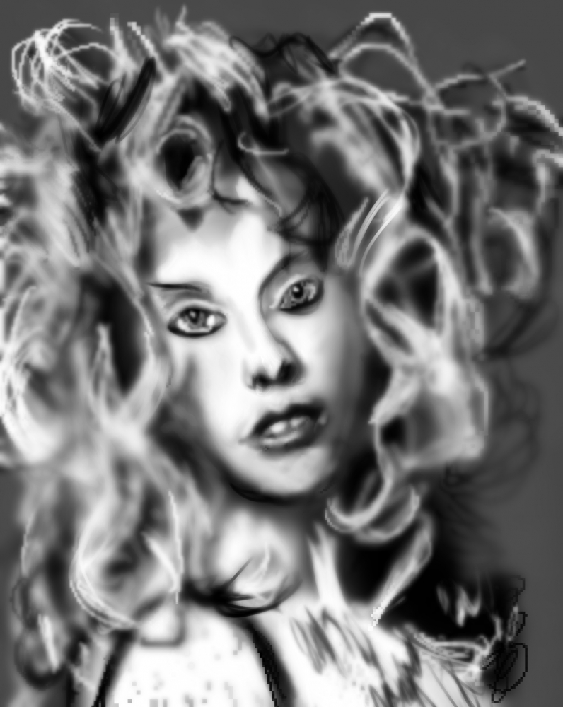 Christina Aguilera by Zilmari